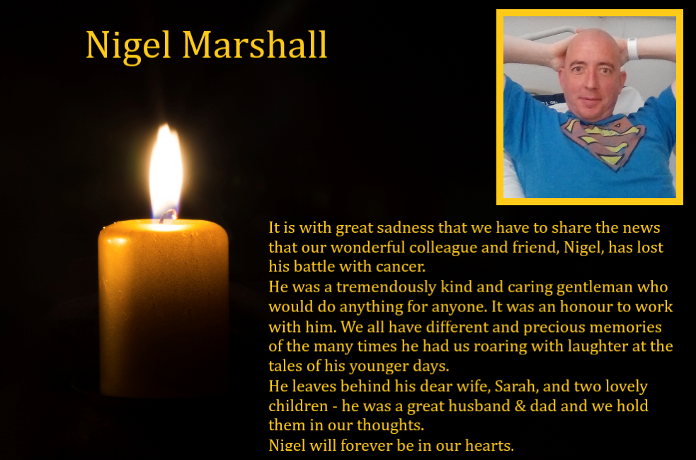Remembering Mr Marshall