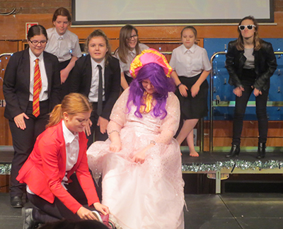 School Production: Cinderella