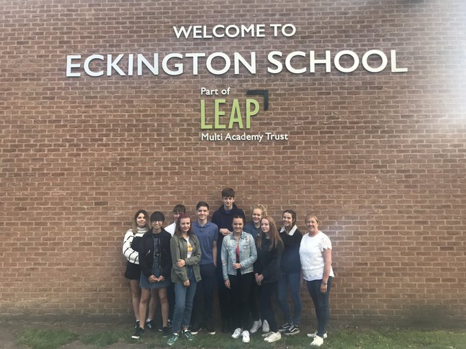 YEAR 12 STUDENTS VISIT CAMBRIDGE UNIVERSITY
